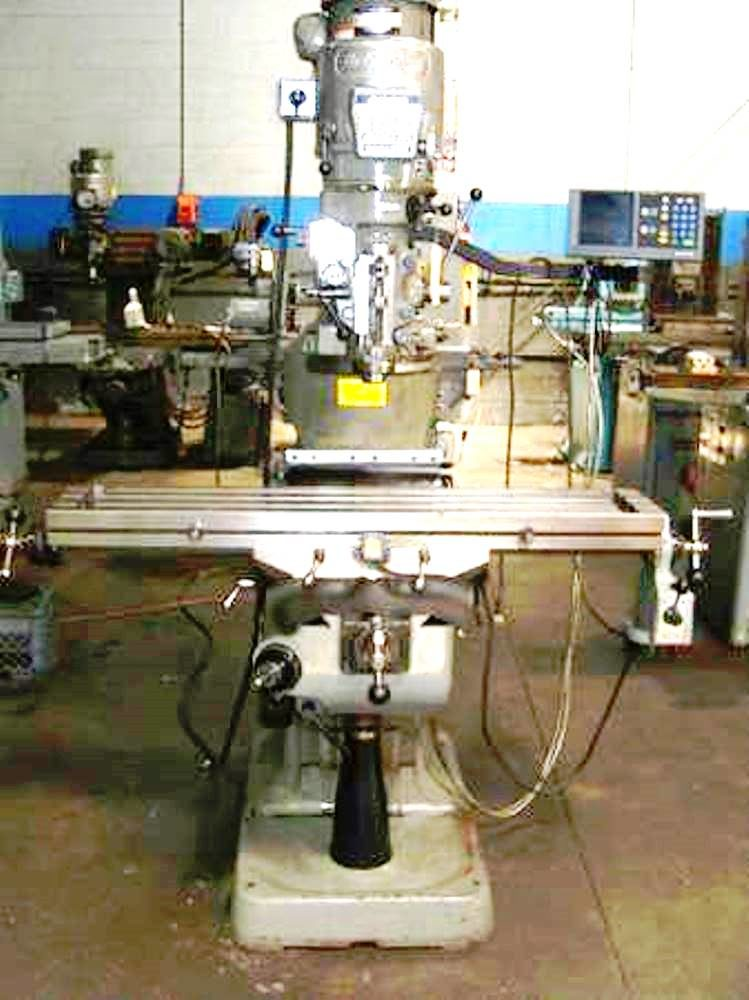 Bridgeport Mill For Sale >> Bridgeport Mill Series Machine 19 X 42 Expert Machine