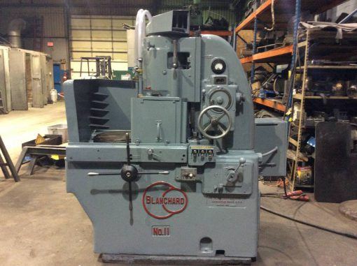 Expert Machine Repair Blanchard 11x16 Grinder