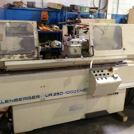 Expert Machine Repair Kellenberger Grinder