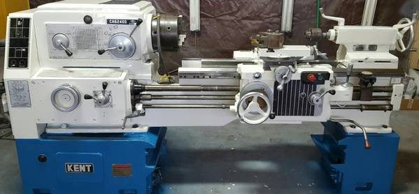 Expert Machine Repair Kent Gap Lathe