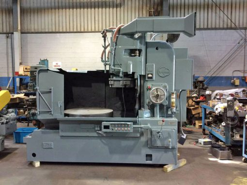 machine blanchard 22D-4D rotary grinder